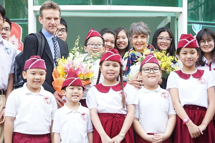 trường tiểu học quốc tế hcm á châu ips