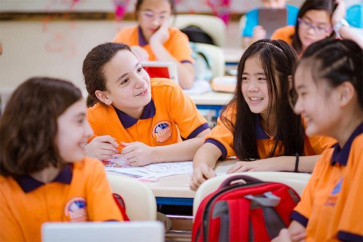 trường tiểu học quốc tế hcm horizon hibs