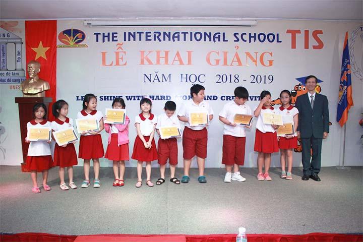 trường tiểu học quốc tế hcm the international school tis