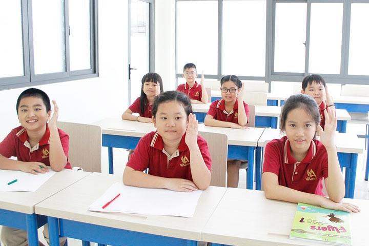 trường tiểu học quốc tế hcm việt mỹ vaschools