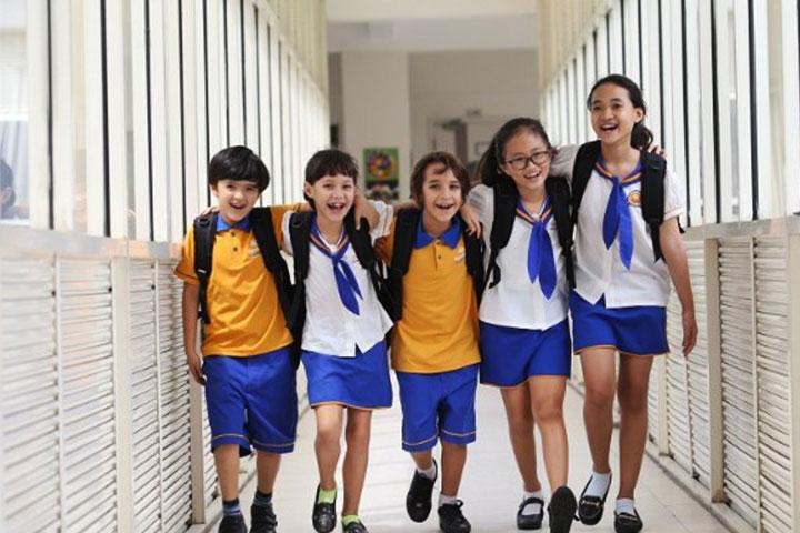 trường tiểu học quốc tế renaissance sài gòn