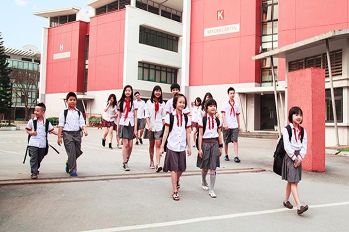 trường tiểu học quốc tế tại hà nội academy