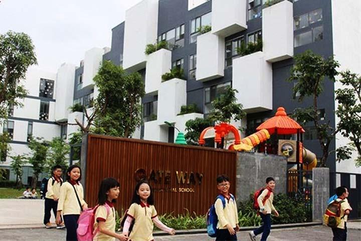 trường tiểu học quốc tế tại hà nội gateway
