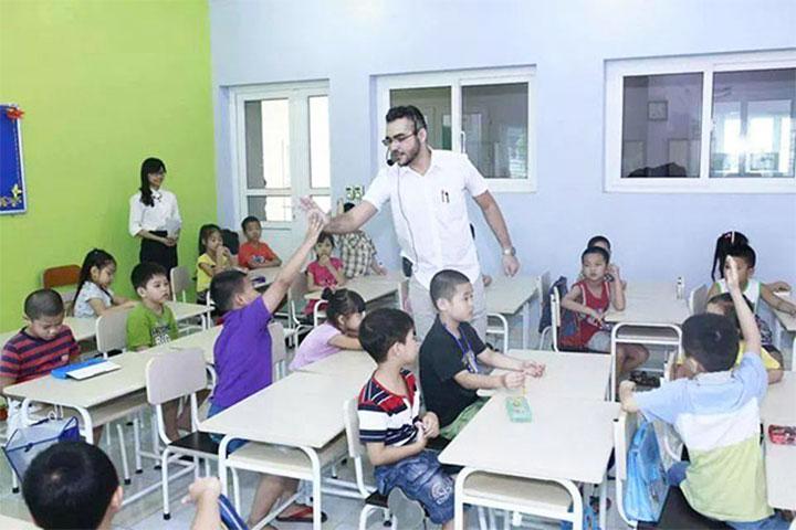 trường tiểu học quốc tế tại hà nội newton