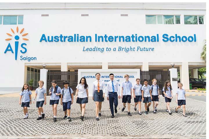 trường tiểu học quốc tế úc tại hcm ais
