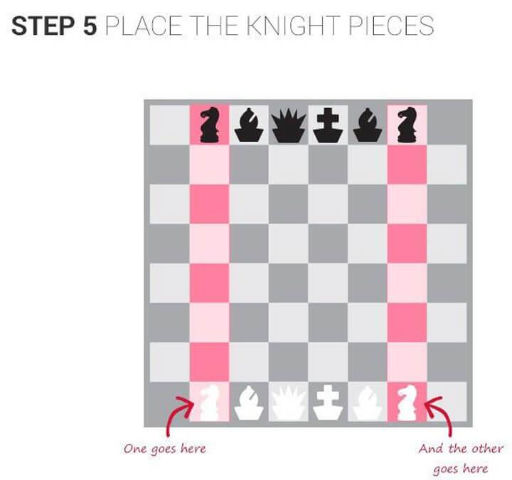 cách đặt bàn cờ vua 05