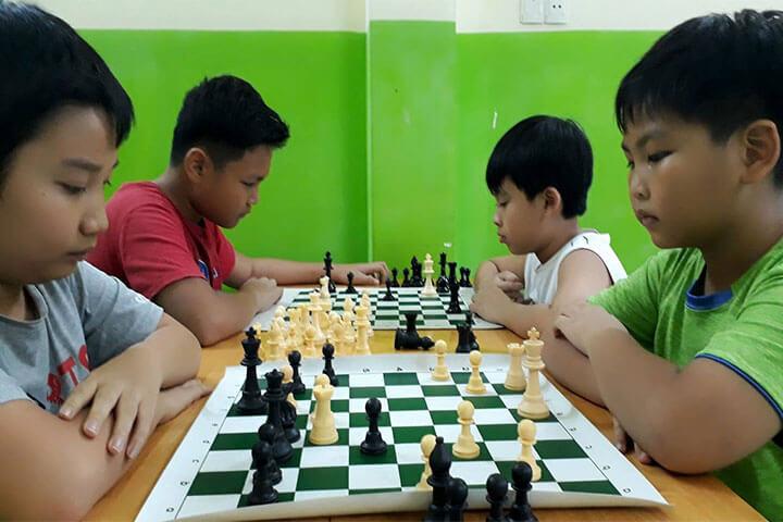 chiến thuật trong cờ vua