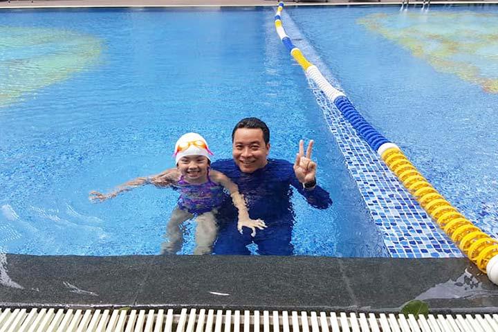 clb dạy bơi tphcm hồ bơi hải quân