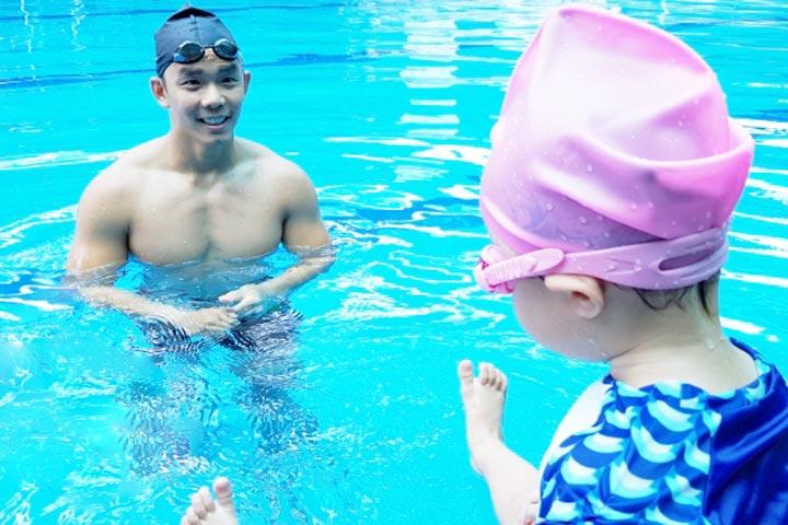 clb dạy bơi tphcm lam sơn