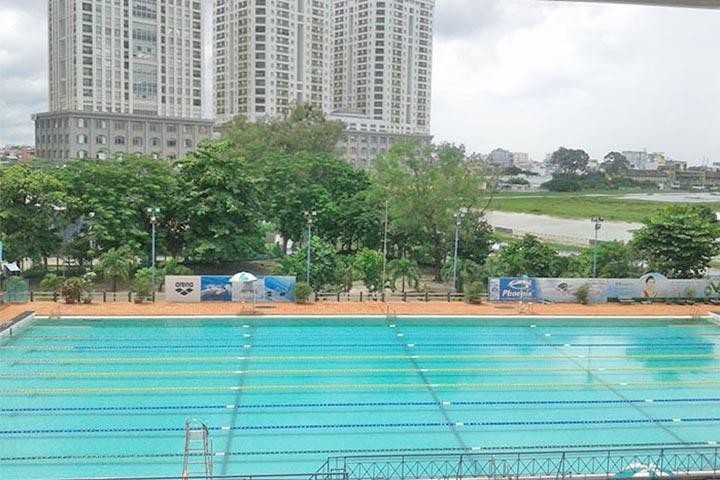 clb dạy bơi tphcm phú thọ