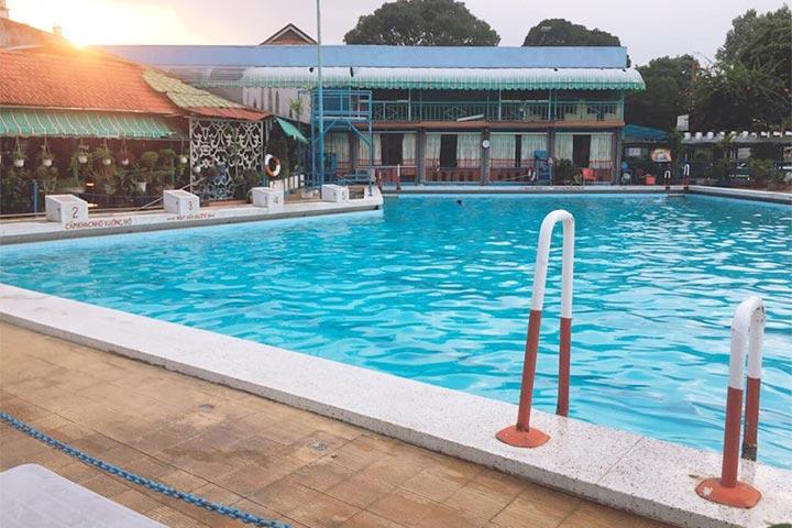 clb dạy bơi tphcm quân khu 7
