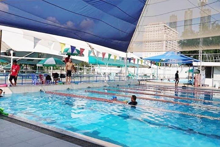 clb dạy bơi tphcm yết kiêu