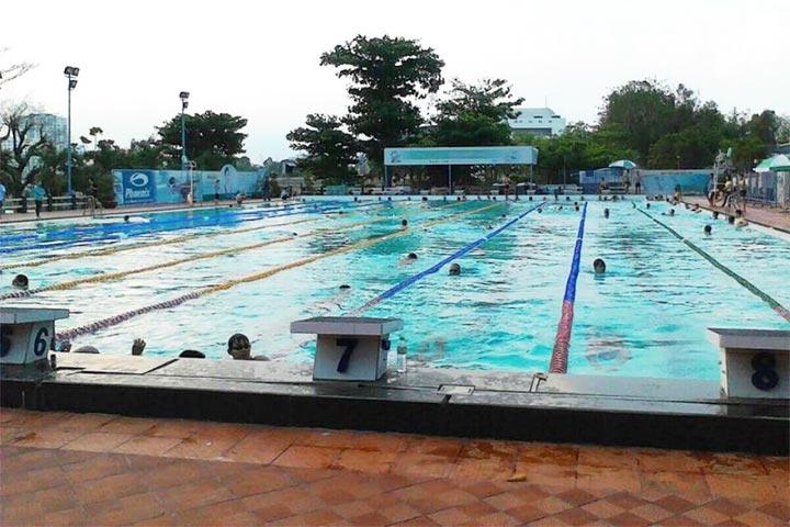 lớp học bơi tphcm phú thọ