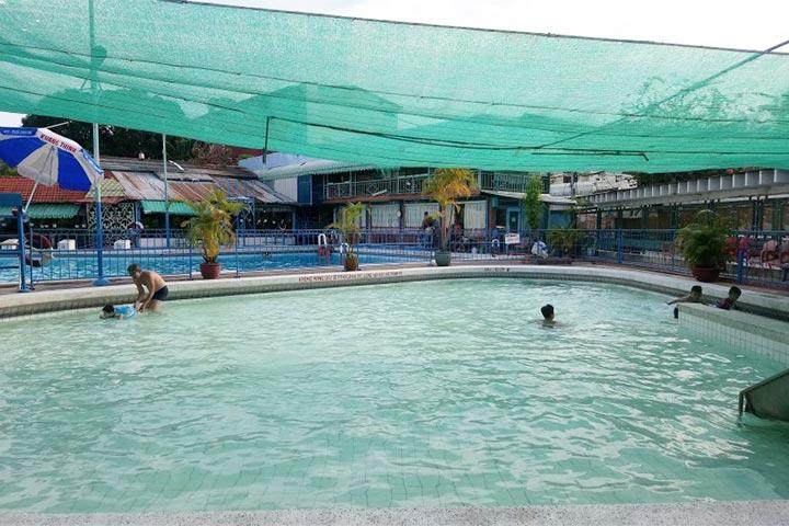 lớp học bơi tphcm quân khu 7