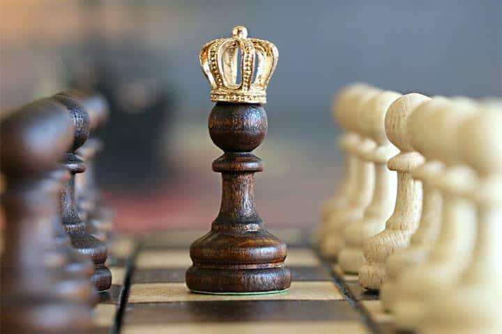 luật thăng chức cờ vua