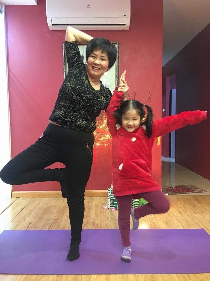 review an yoga hà nội