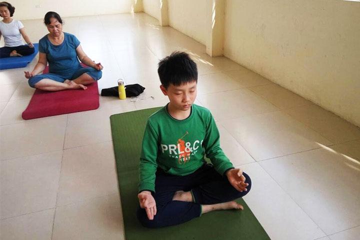 review prana yoga dance hà nội