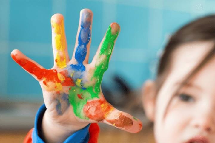 sinh trắc vân tay cho trẻ em