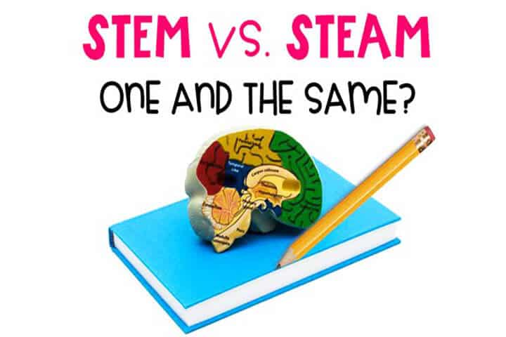 sự khác biệt steam stem