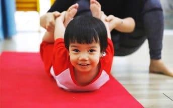 yoga trẻ em hà nội asc education
