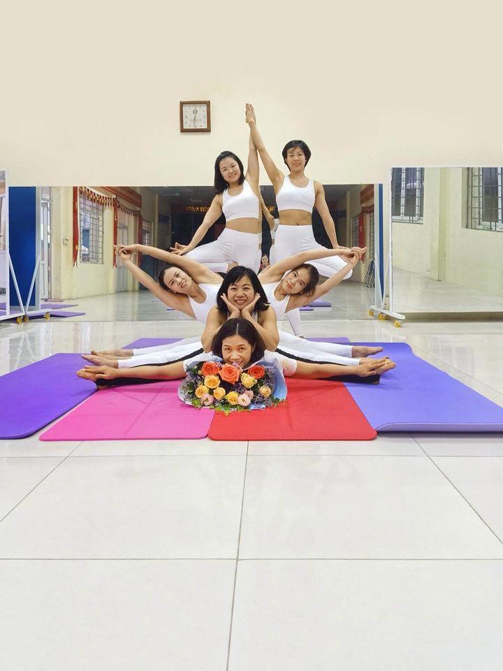 yoga trẻ em hà nội prana yoga dance
