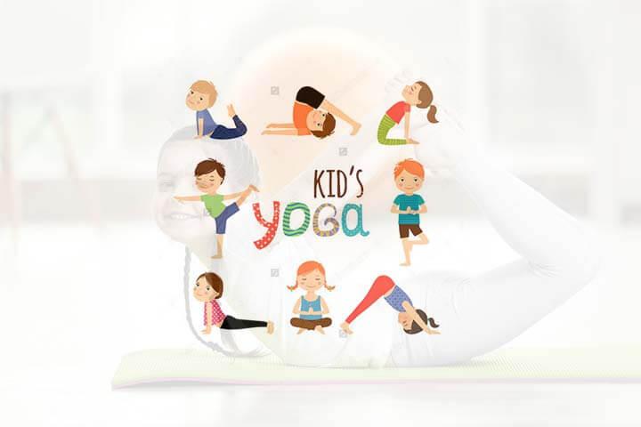 lớp học yoga trẻ em tại tphcm