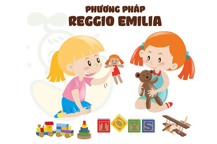 phương pháp giáo dục reggio emilia