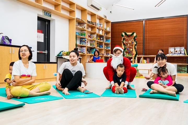 trung tâm yoga tphcm planet