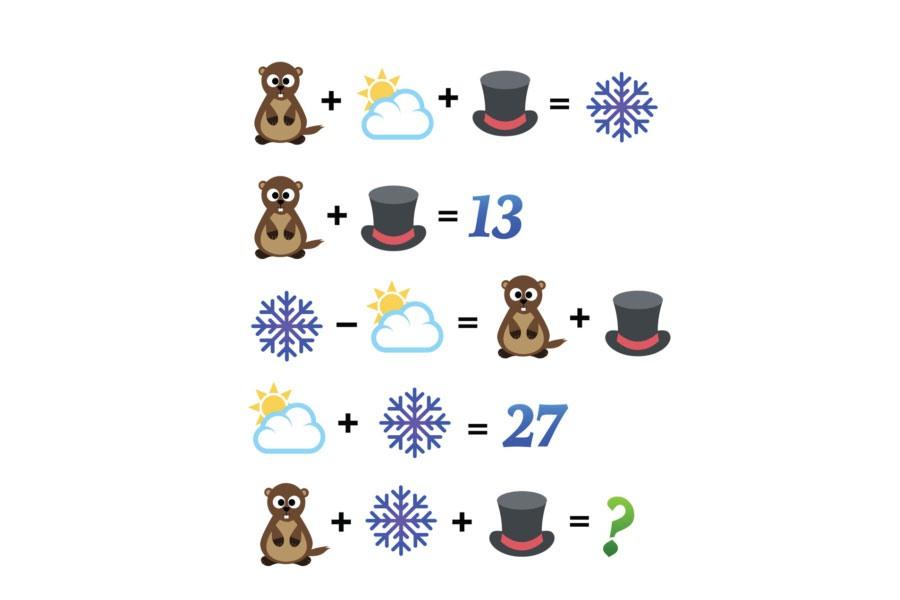 Câu hỏi đố vui toán học 3