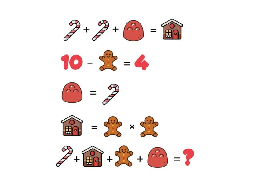 Câu hỏi đố vui toán học 5